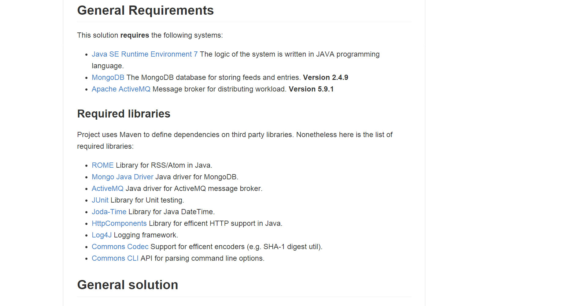 Distributed RSS/Atom reader