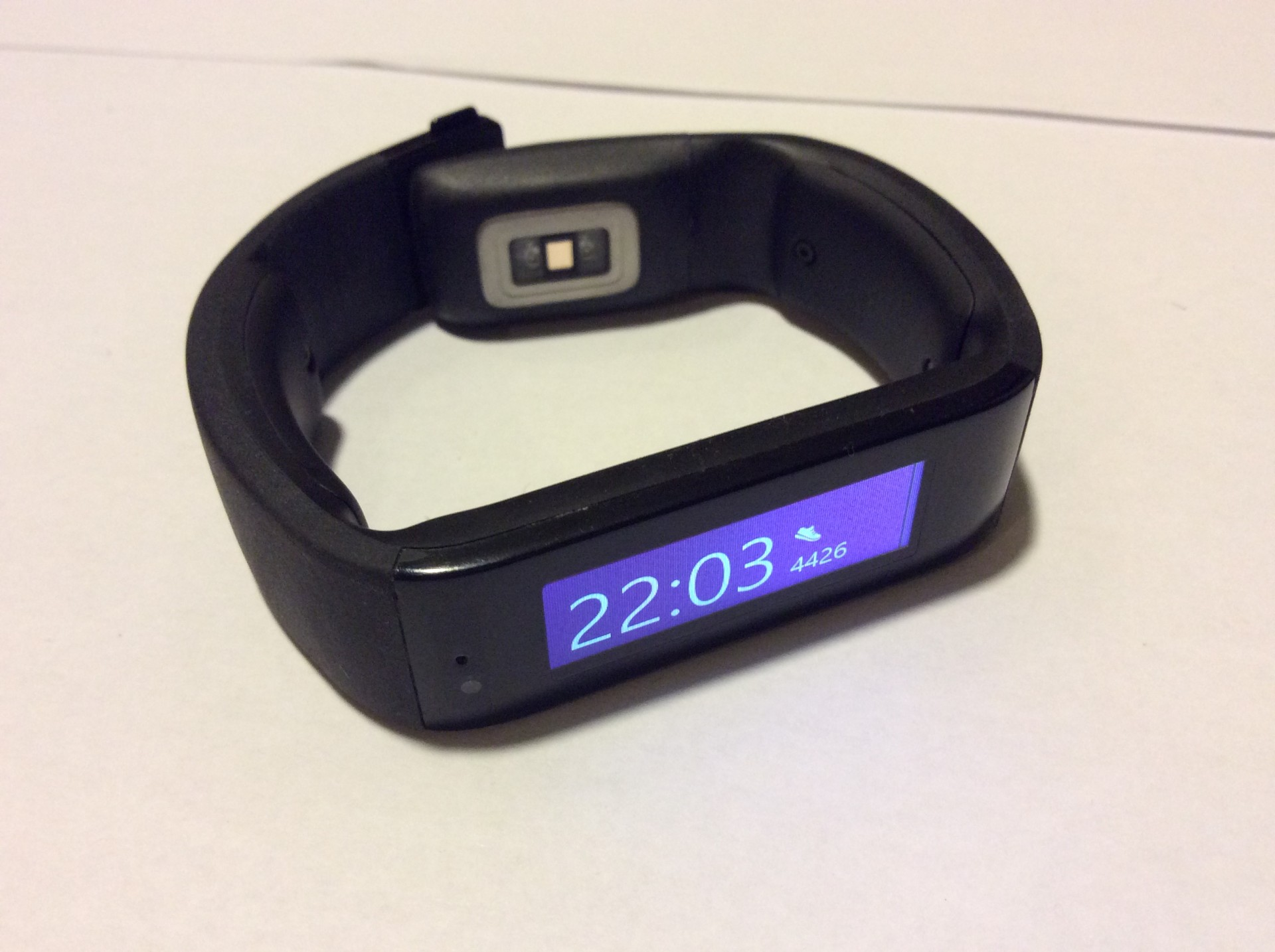 Microsoft Band review